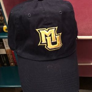 Marquette Golden Eagles Nike hat OSFA NWOT